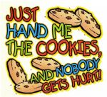45 - Just hand me cookies